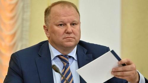 Николай Цуканов подобрал кандидатов в Госдуму. Фото: Александр Миридонов / Коммерсантъ