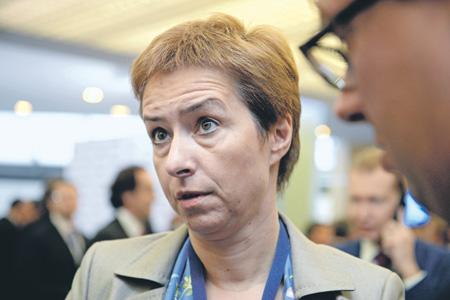 Глава Росимущества Ольга Дергунова освобождена от должности