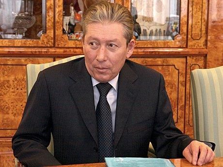 Равиль Маганов — первый исполнительный вице-президент ОАО «ЛУКОЙЛ»