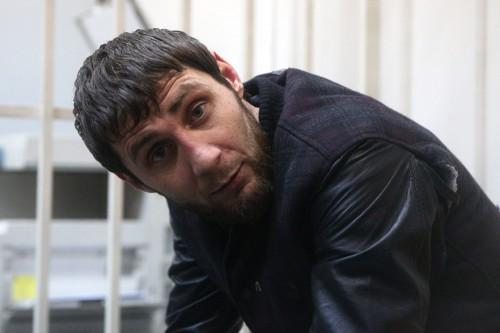 Руслан Гереммев, подозреваемый в убийстве политика Бориса Немцова