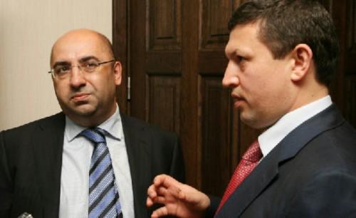 Банкиры Валитов и Балло могут потянуть за решетку своих мелких подручных и партнеров – крупнейших воротил России
