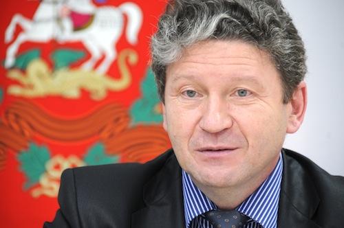 председатель Мособлизбиркома Ирек Вильданов