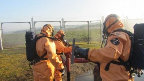 Авария на воронежском аммиакопроводе