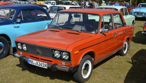 ВАЗ 2106. Начало производства: 1976 г. wikipedia.org/Magnus Manske