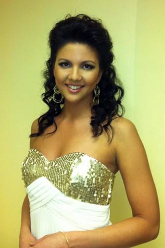 Инга Юмашева, телеведущая; выдвинулась по списку в Республике Башкортостан Фото: страница Инги Юмашевой в Facebook