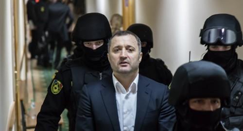 Владимир Филат получил девять лет с конфискацией