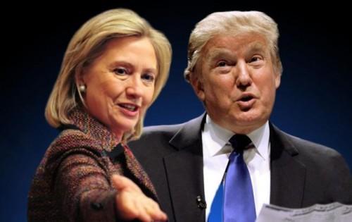 Дональд Трамп может в любое время вернуть себе утраченные позиции, сделав свой залп по госпоже Клинтон в разворачивающейся между ними информационной войне