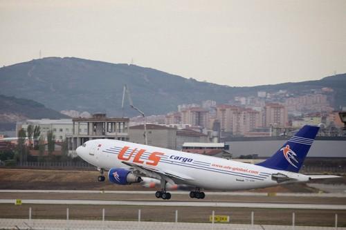 Самолет авиакомпании ULS Airlines Cargo Фото: uls-global.aero