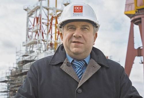 Президент ОСК Алексей Рахманов. фото: Максим Коротченко/ТАСС