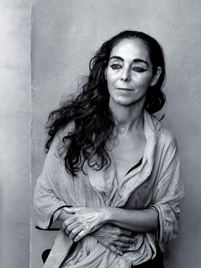 Иранская художница Ширин Нешат