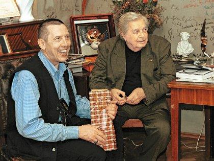 Великий актер знал многие секреты великого режиссера. Но собирался ли он нам их рассказывать? Фото: Global Look Press