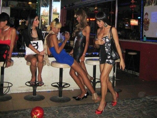 Места где стоят проститутки в одинцово