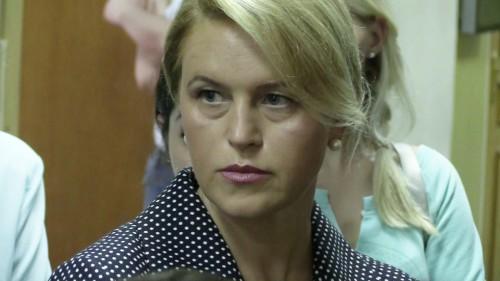Екатерина Дод, жена Евгения Дода Фото: соцсети