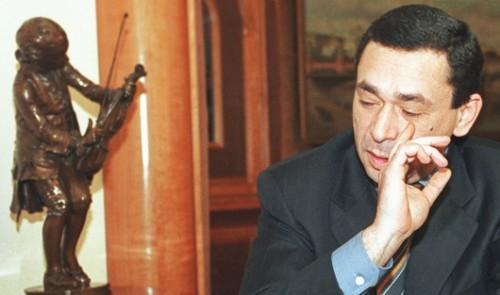 Голдовский никогда не раскрывал своих партнеров по «Сибуру». Фото Владимира Додонова / Коммерсантъ