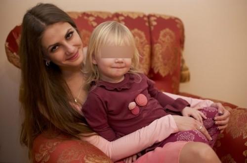 Дария Переверзева с сестрой. Фото из личного архива