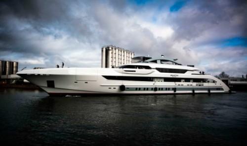 Вагит Алекперов пересядет на новую яхту Galactica Super NovaФото DR
