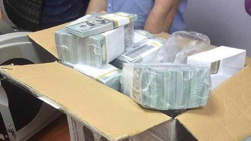 С именем Дмитрия Захарченко действительно связывают громкое дело о хищении 26 млрд рублей из Нота-Банка