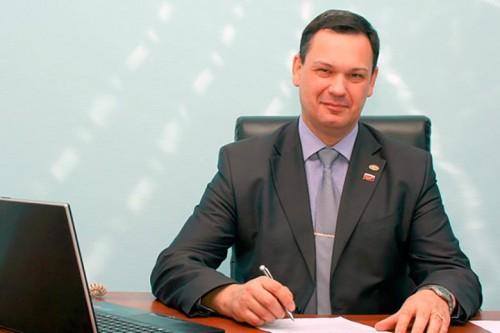 Председатель КРОО «ЦСЭРН» Виктор Смирнов