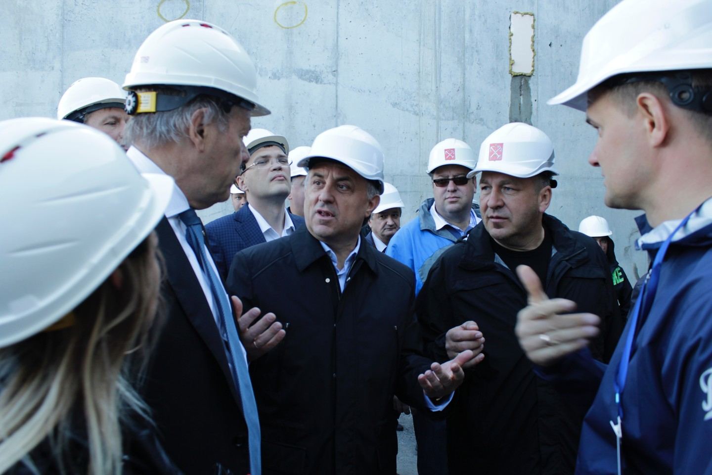 Мутко предложил «продать имя» нового стадиона наКрестовском острове