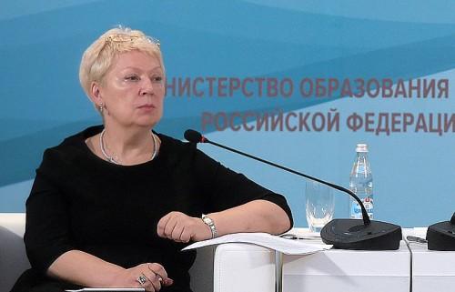 Новоиспеченный министр образования и науки Ольга Васильева