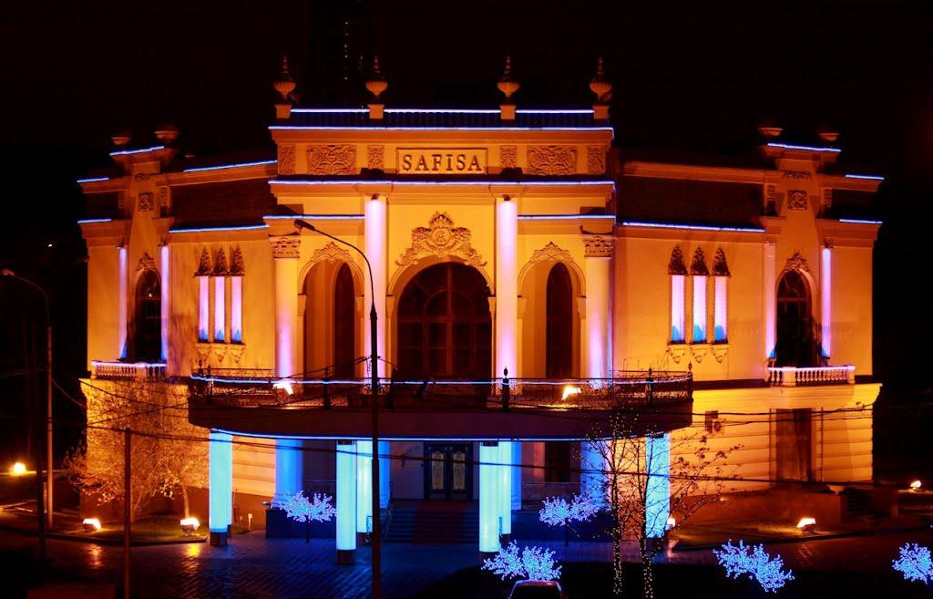 В Москве продают самый элитный дом торжеств