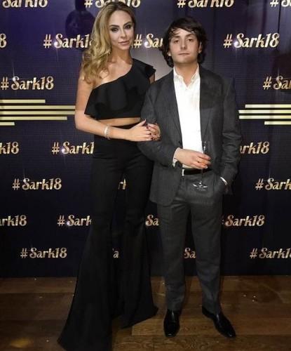 Дарина Краснова с братом Даниилом Фото: Социальные сети