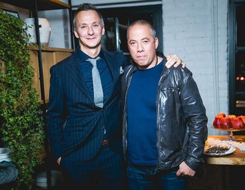 Степан Михалков и Аркадий Новиков