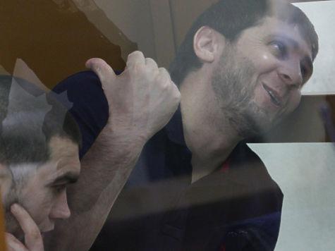 Предполагаемый убийца политика Заур Дадаев, как всегда, очень внимательно следил за ходом процесса. Фото: агн «МОСКВА»