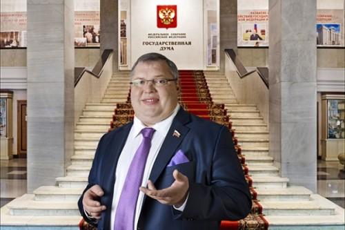 Депутат Слипенчук, ограбленный «Валидолом»
