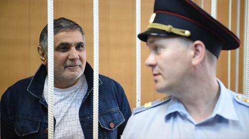 Криминальный авторитет Шакро Молодой. Фото: КоммерсантЪ