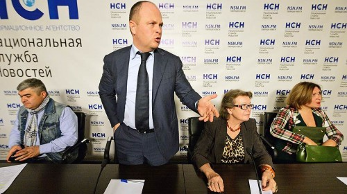 Общественную организацию обвиняют в самоуправстве, а ее руководителя Антона Цветкова — в «намеренной подделке» документов