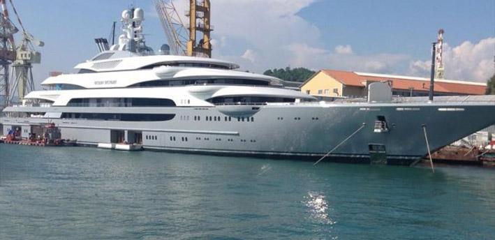 яхта рашникова фото