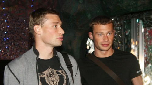 Братья Березуцкие. Фото: © РИА Новости/Екатерина Чеснокова