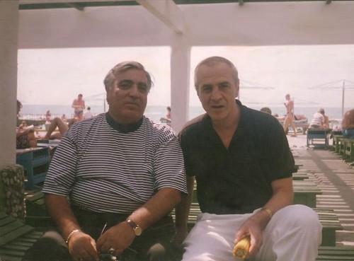 Усоян Аслан Рашоевич (Хасан) – вор в законе, убитый 16 января 2013