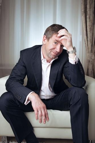 Владимир Антонов неохотно раскрывает информацию о своем новом бизнесе Владимир Антонов неохотно раскрывает информацию о своем новом бизнесе Фото Евгения Дудина для Forbes