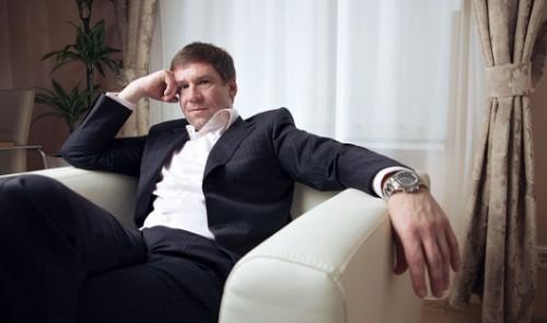 Владимир Антонов уверенно чувствует себя на родине Фото Евгения Дудина для Forbes