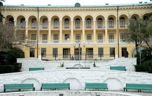 Летняя резиденция президента РФ «Бочаров Ручей»