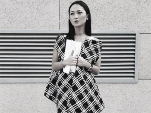 Хозяйка московского ресторана Elements Жанна Ким