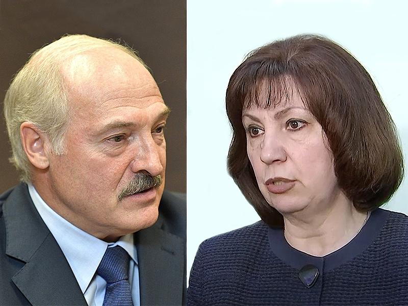 Кто такая преемница Лукашенко Наталья Кочанова 2